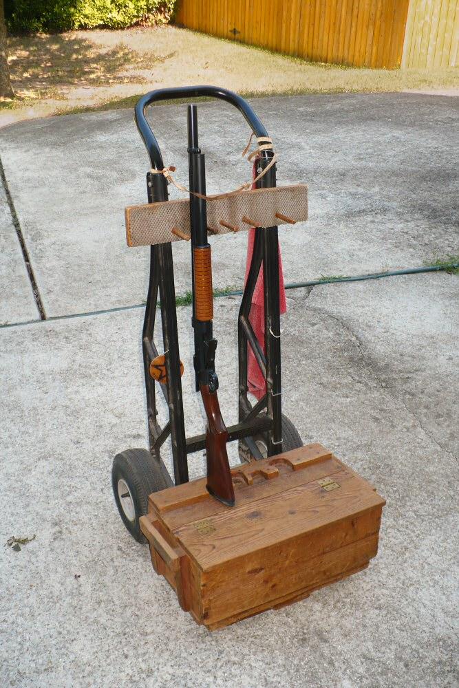 Marauder S Simple Gun Cart